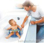 Aqua baby dőlésgátló körfürdető ** Több szín