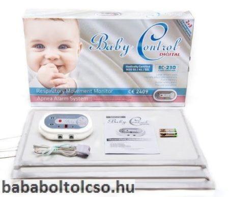 Baby Control BC 230 légzésfigyelő