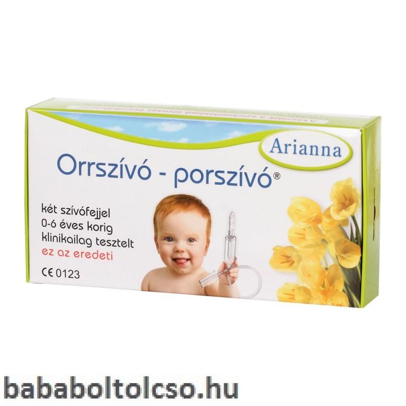 Arianne orrszívó porszívó