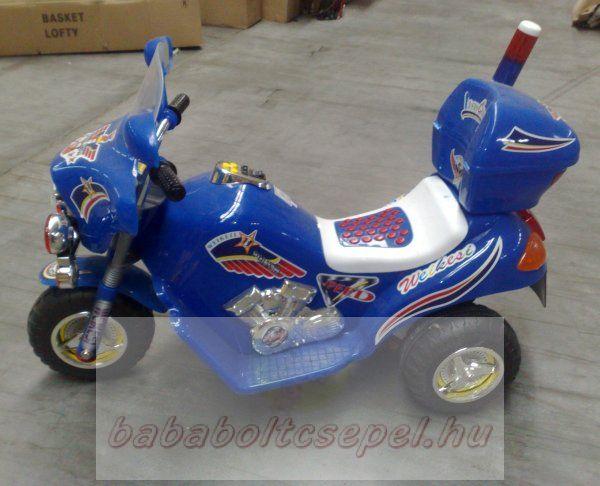 Elektromos motor ** kék ** ELFOGYOTT