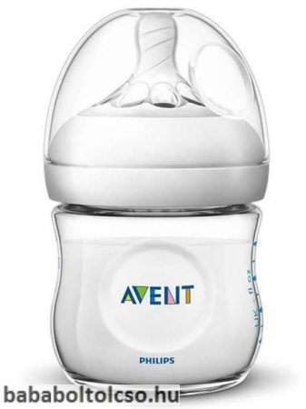 Avent Natural cumisüveg ** 125 ml