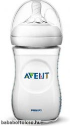 Avent Natural cumisüveg 260 ml