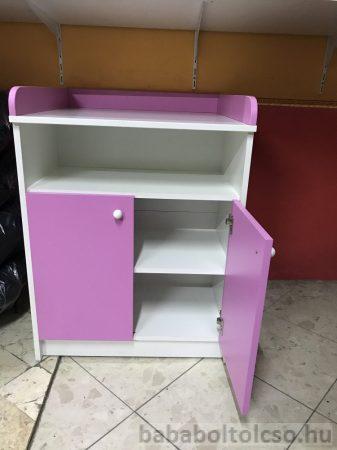 Zsófi pelenkázó szekrény