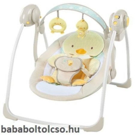 Bright Starts Hinta dallamokkal *10241* Quack&Cuddles 0 hó+ 9 kg-ig