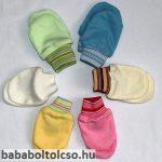 Csemetex karmolás elleni újszülött kesztyű