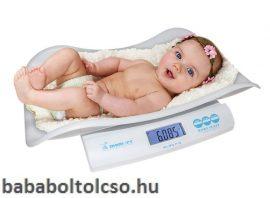 Momert 6477 digitális baba- és gyerekmérleg
