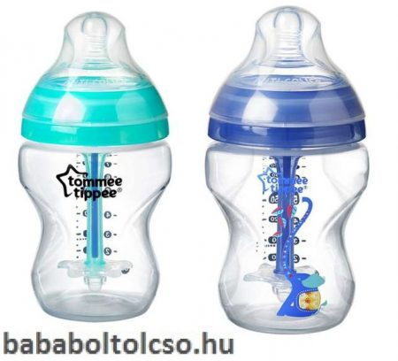 Tommee Tippee Advanced Anti-colic cumisüveg 260 ml