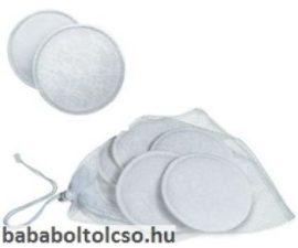 STELLA  Dobozos mosható melltartóbetét mosózsákkal
