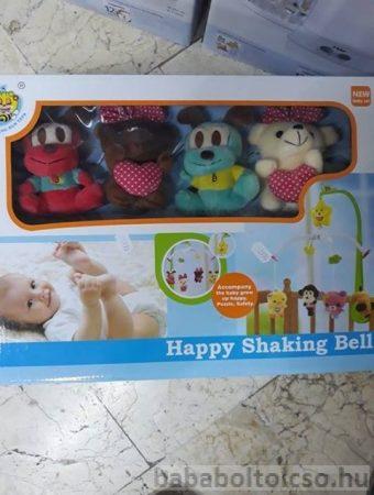 Happy Shaking Bell zenélő forgó
