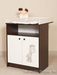 Kinder Möbel SAVANNA pelenkázó szekrény