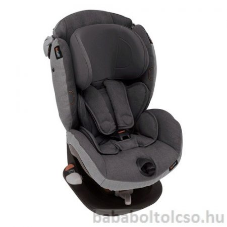 BeSafe iZi Comfort X3  02 Metallic Mélange