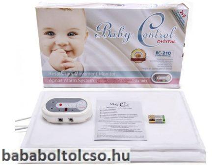 Baby Control BC 210 légzésfigyelő