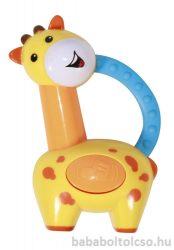 Baby Care csörgő-rágóka Őzike