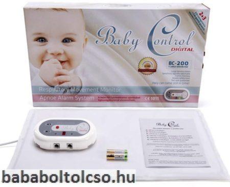 Baby Control BC 200 légzésfigyelő **
