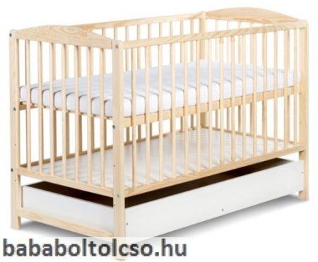Klups Radek II kiságy 120x60 fenyő sosna - Bababolt Csepel 6e937d6b8b