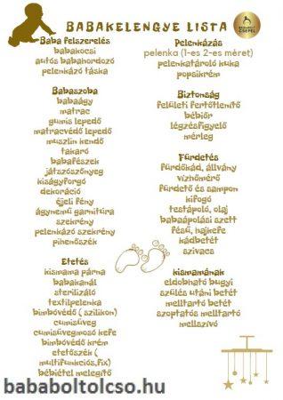 Babakelengye lista