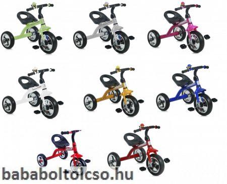 Lorelli A28 tricikli - fehér