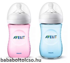 Avent Natural color cumisüveg 260 ml