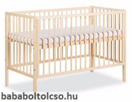 Radek X kiságy 60x120 fenyő - Bababolt Csepel 09191a9182
