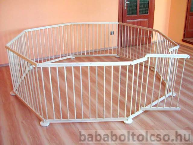 Babakarám összecsukható    90 cm széles    8 elem    - Bababolt ... 311927d7e5