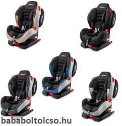 Caretero Sport Turbo ISOFIX autósülés 9-25 kg
