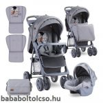 Lorelli Foxy SET sportbabakocsi Grey Cool Cat 2019