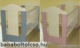 Kinder Möbel CLAUDIA 60x120 cm kiságy KÉSZLETHIÁNY