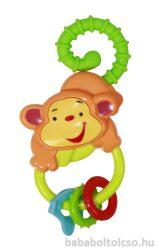 Baby Care csörgő-rágóka Majom