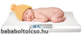 Nuvita digitális babamérleg