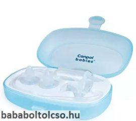 Canpol babies szájjal szívható orrszívó