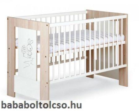 Klups Nyuszis 60x120 babaágy Új - Bababolt Csepel eb0b79d84b