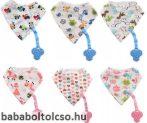Baby Care nyáélkendő levehető rágókával