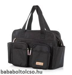 Chipolino pelenkázó táska - Black 2017 UTOLSÓ DARABOK