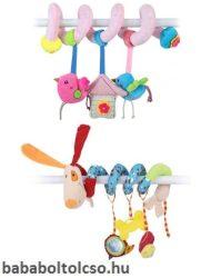 Lorelli Toys Plüss spirál játék