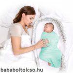Baba szeparált ágy