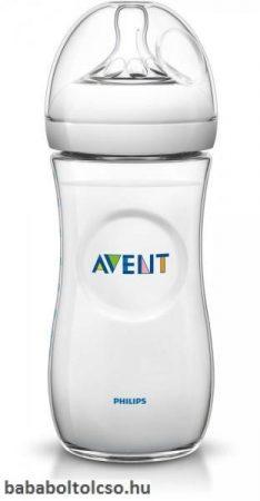 Natural cumisüveg  330 ml BPA nélkül