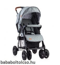 Lorelli Ines sport babakocsi - Dark Gray Lighthouse 2020