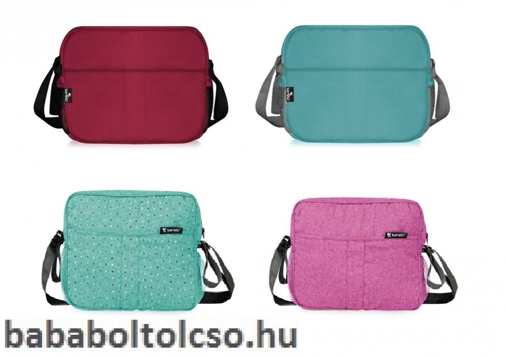 Lorelli pelenkázó táska - Szürke - Bababolt Csepel 3ed957fe98