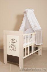 Kinder Möbel BONANZA 60x120 cm kiságy ágyneműtartóval