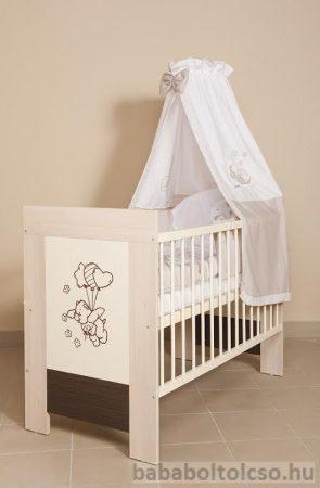 Kinder Möbel Bonanza  60x120 cm kiságy
