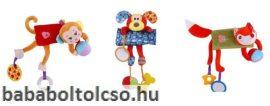 Lorelli Toys Plüss babakocsi játék