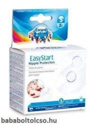 Canpol EasyStart szilikon mellbimbóvédő