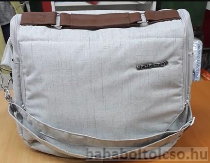 Bebetto Pelenkázó táska *Készlethiány*