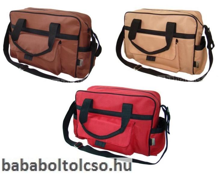 Pierre Cardin PB012 Pelenkázótáska 3 színben  - Bababolt Csepel ... 7dd05bf43a
