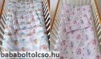 Csemetex 2 részes ágynemű garnitúra több színben