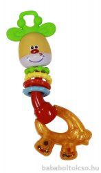 Baby Care csörgő-rágóka Zsiráf