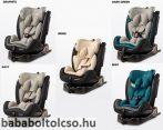 Caretero Mokki ISOFIX autósülés 0-36 kg RENDELÉSRE