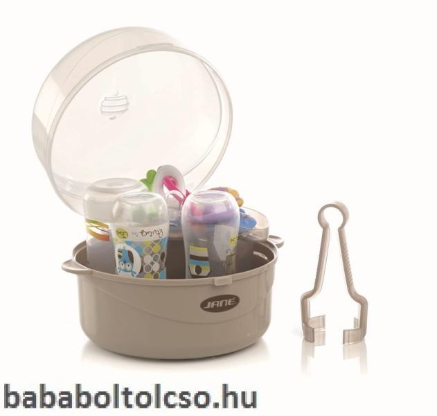 Jané mikrohullámú sterilizáló - Bababolt Csepel 520f8c9fb3